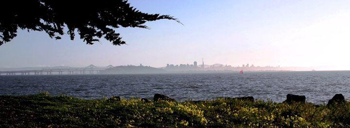 San Francisco Skyline Berkeley Pier - JT Simmonds