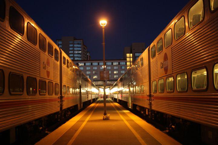 San Francisco Caltrain Station - JT Simmonds
