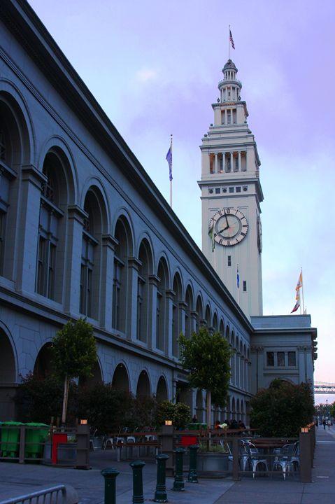 San Francisco Ferry Building - JT Simmonds