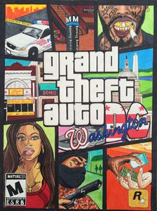 Grand Theft Auto: Washington D.C.