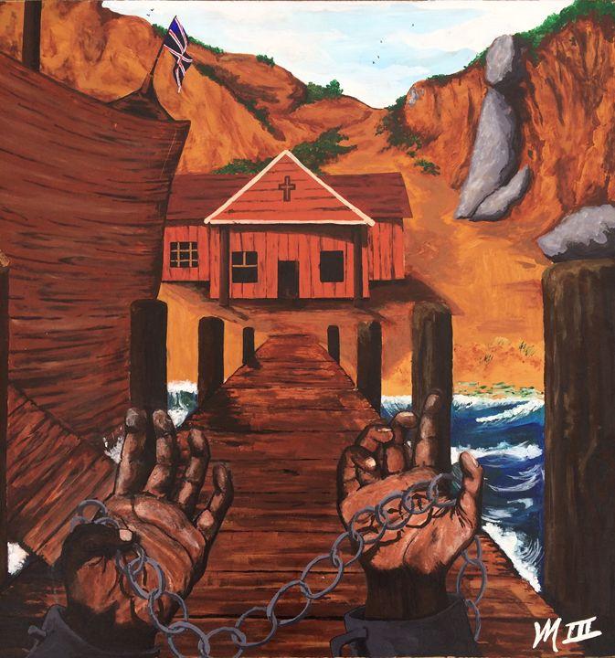 Fresh Off The Boat - BlackSOLB Art