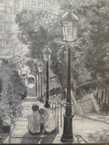 Les amoureux du Montmartre