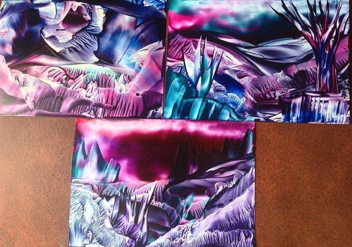 Purple fantasy - FEA