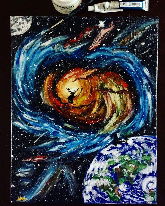 Imaginary Art - Aruna Art