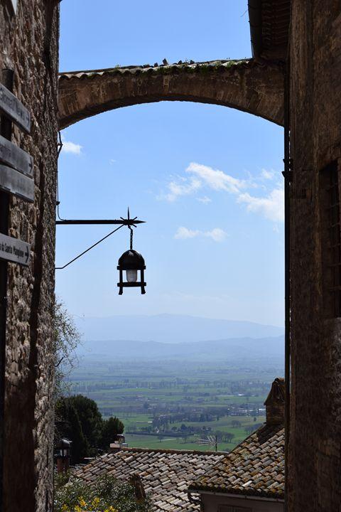 Assisi - Alexandra Obar