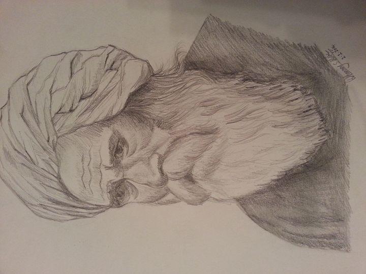 pencil work - Dhanraj.s.s