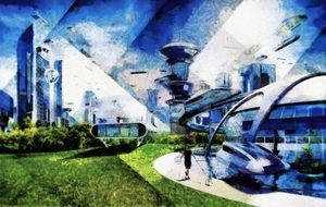 The FUTURE is NOW - Karl J. Struss