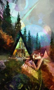 Mountain Getaway - Karl J. Struss