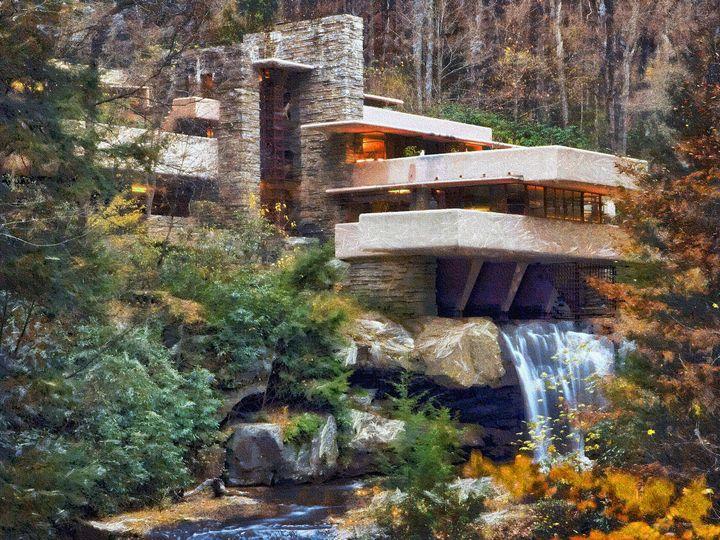 Fall House - Karl J. Struss