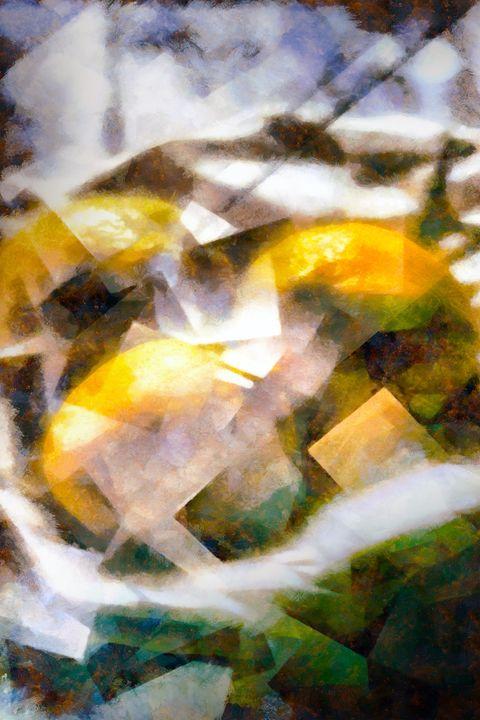 When life throws you Lemons. - Karl J. Struss