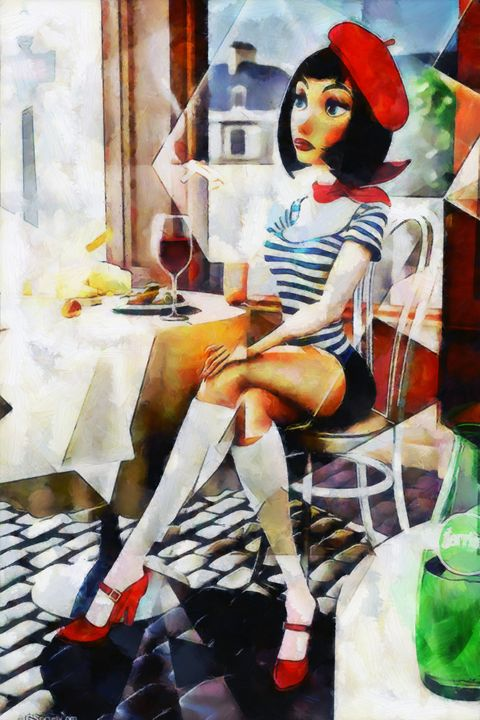 Coffee Shoppe - Karl J. Struss