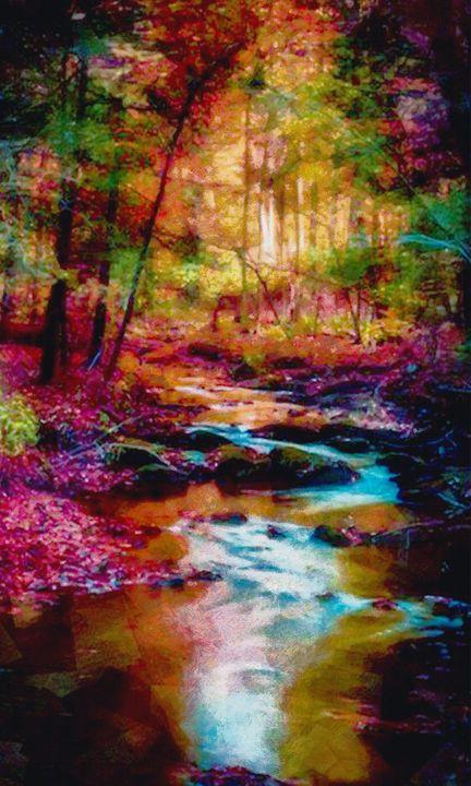 Autumn - Struss PRINTS