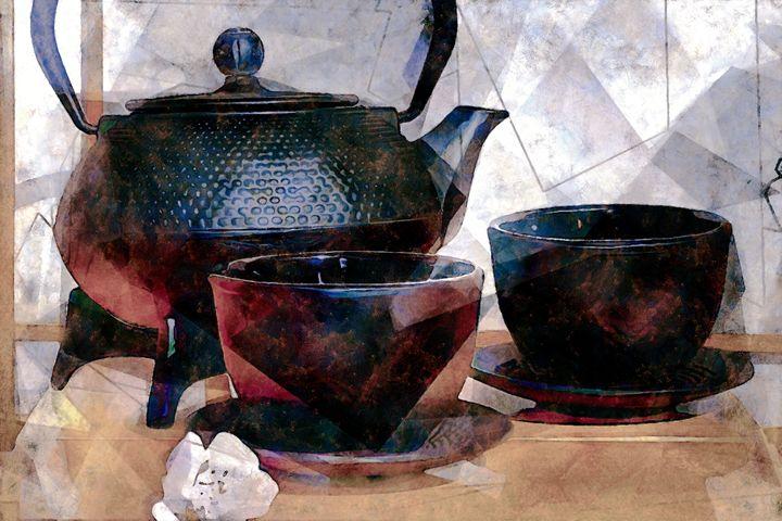 Tea - Struss PRINTS