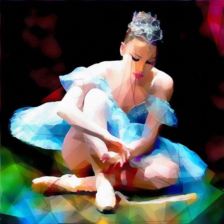 Dancer - Karl J. Struss
