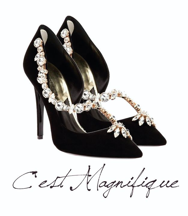 CHIC AND STYLISH SHOES MAGNIFIQUE - MONTORO