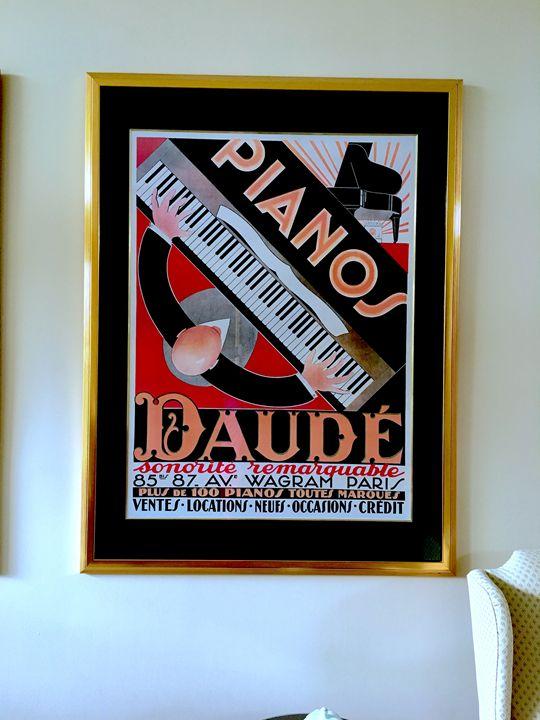 Pianos Daude - Lynneinprint