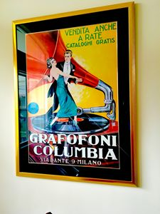 Grafofoni Columbia
