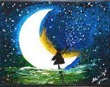 a girl of moonlight