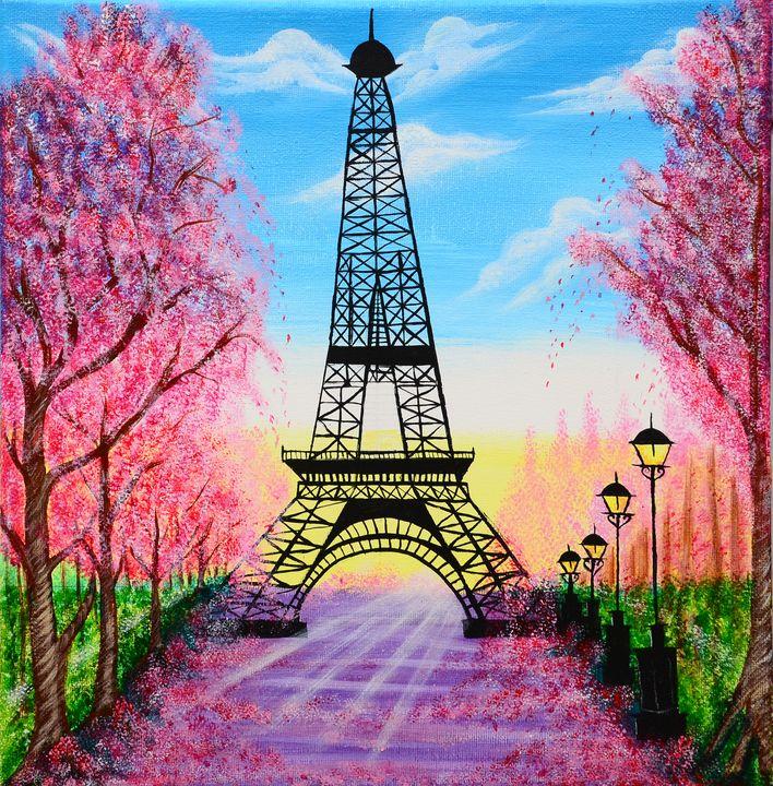 Eiffel Tower - MAMMAR