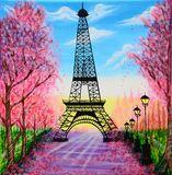 Eiffel tower 700