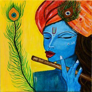 Indian oboe player - MAMMAR