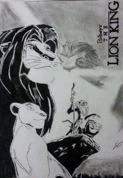 The Lion King - C.Lane