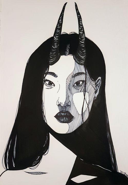 Demon Woman - Wren