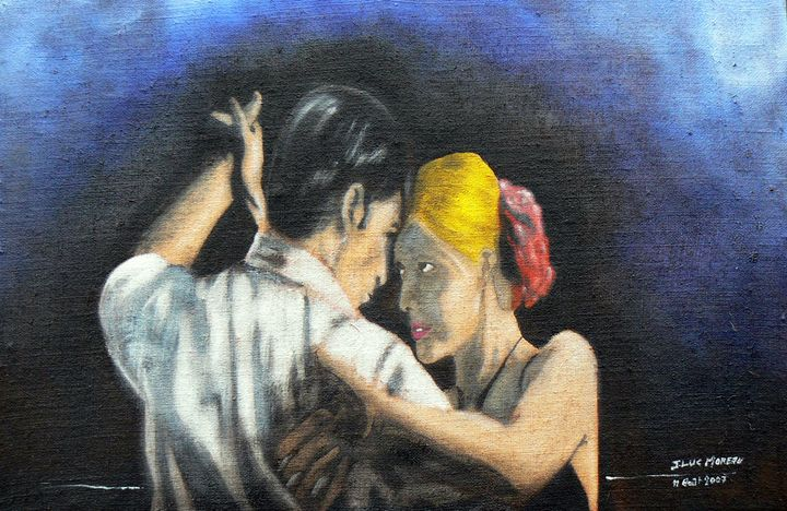 Tango dwm 1 - Arts Arvernes - J-Luc Moreau