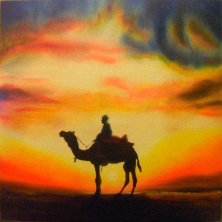 Desert - J-Luc Moreau - VOB
