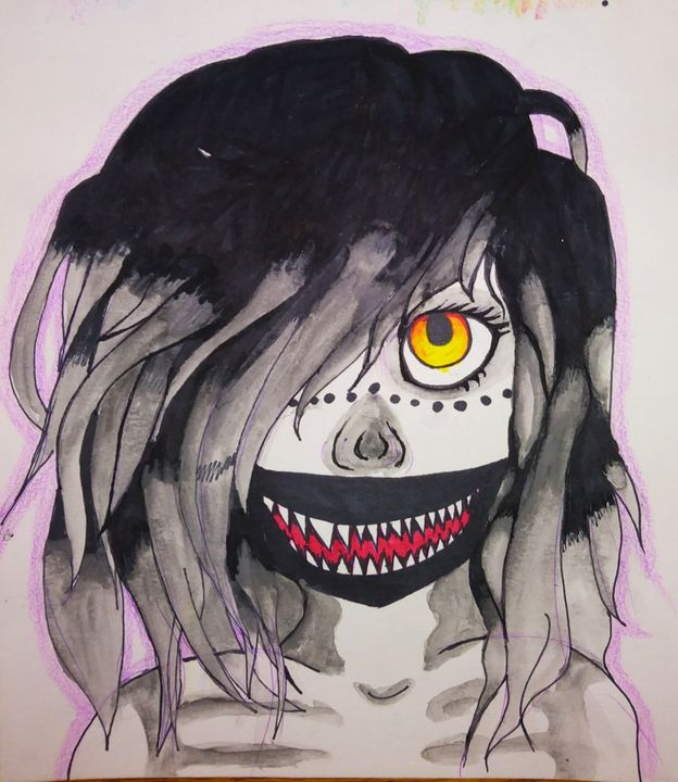 Masked - Melodys Arts