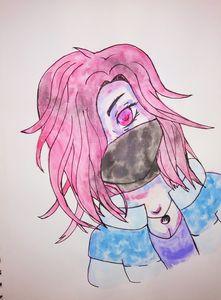 Masked Anime