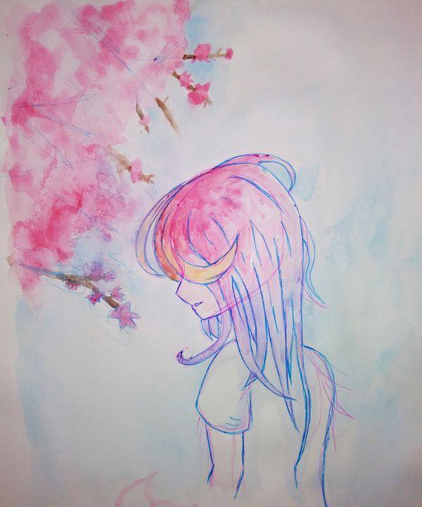 Sakura Cherry Blossom - Melodys Arts