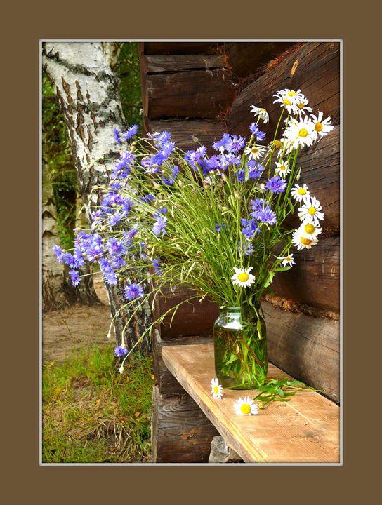 Summer Blooms - Sergey Alekseev