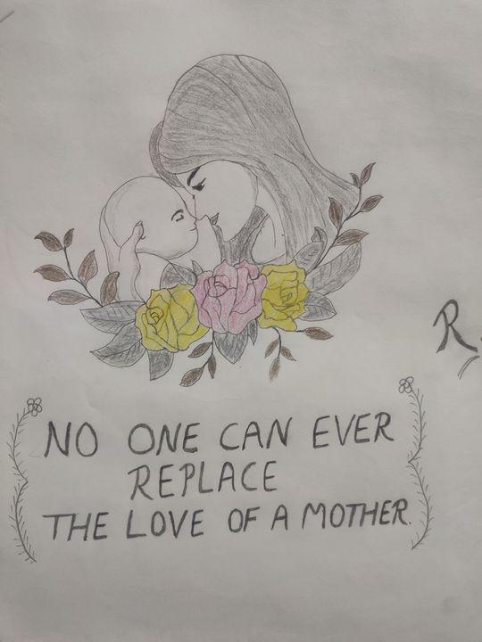 Mother love - AARAV GALLERY