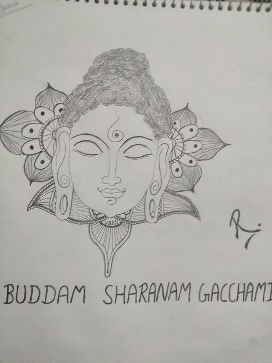 Pencil sketch - AARAV GALLERY