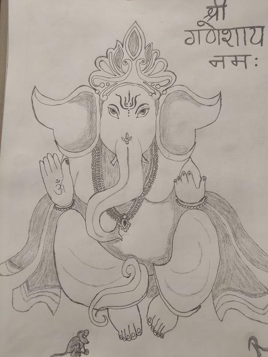 Lord Ganesha - AARAV GALLERY