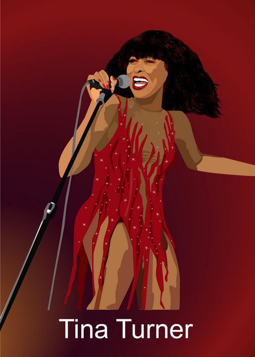 Tina Turner - Katrice's Grooveline Collections