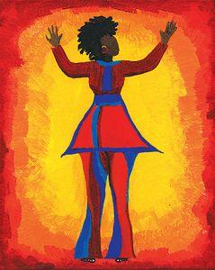 Black Woman 4