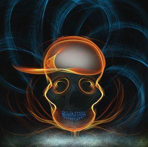 Grilled Skull