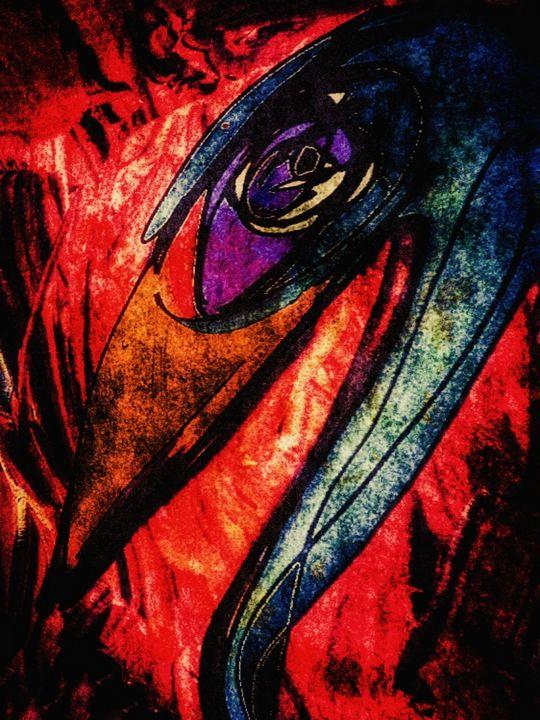 Heron on Fire - Andrei Matalin