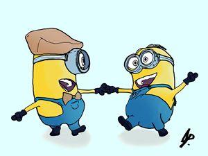 Minions Dance