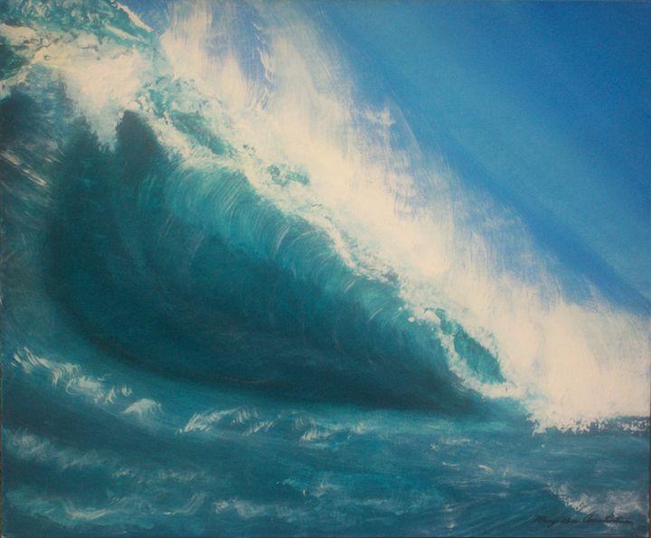 Aqua Power - Mary Lou Constantine