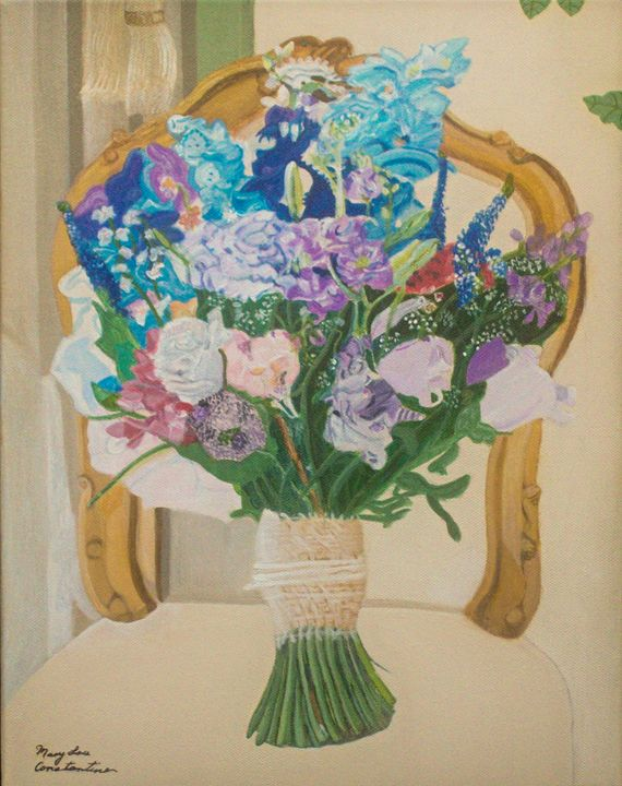 The French Bouquet - Mary Lou Constantine