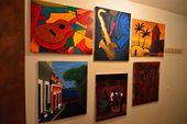 Jose Troche's art
