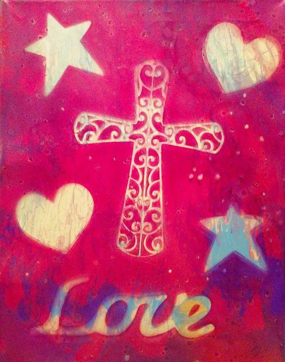 Love - Bomb Art