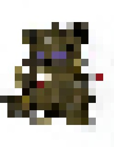 Psycho Teddy - Bomb Art