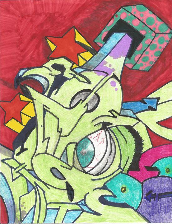 go! - Bomb Art