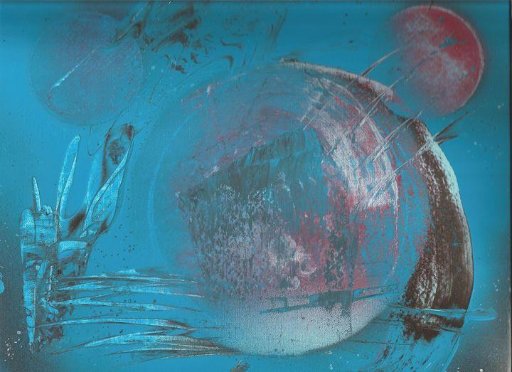 abstract 8 - Bomb Art