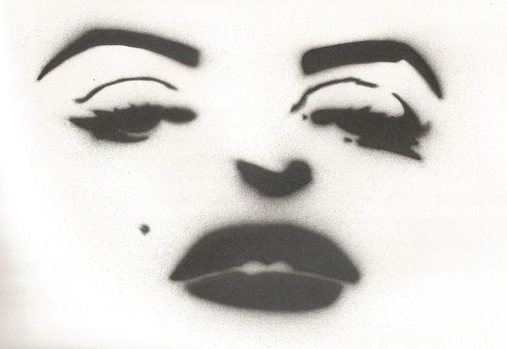 Monroe - Bomb Art