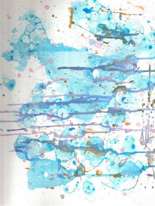 abstract #1 - Bomb Art